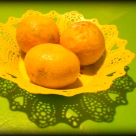 Amarillo mandarinas., Nikon COOLPIX S3100