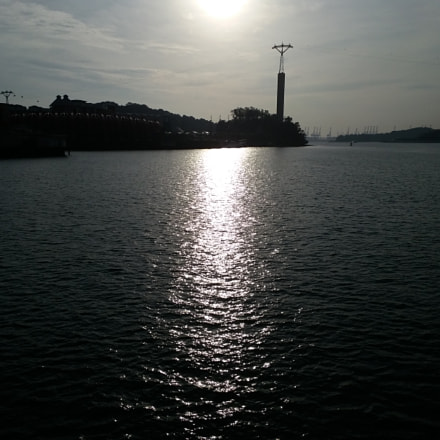sun sky.jpg, Samsung Galaxy E7
