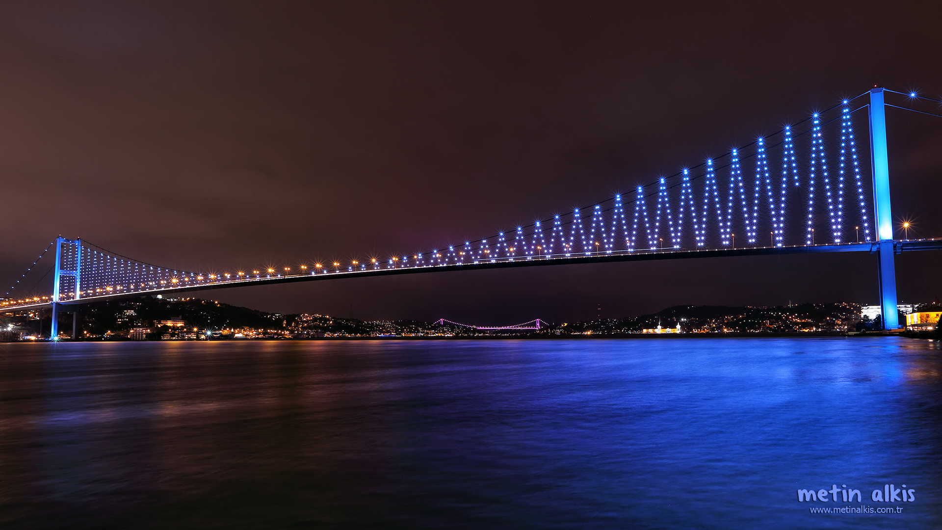 Photograph Istanbul Bosphorus Bridge by Metin Alkış on 500px