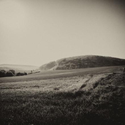 Over the field, Fujifilm X30