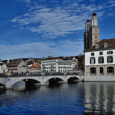 Zurich, Nikon D5600