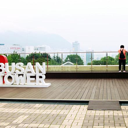 Busan Tower, Pentax *IST DL, PENTAX-F 28-80mm F3.5-4.5