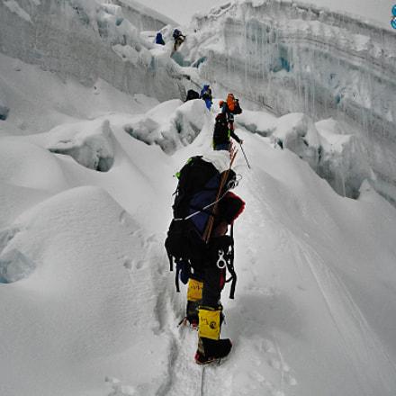 Manaslu Expedition, Sony DSC-H55