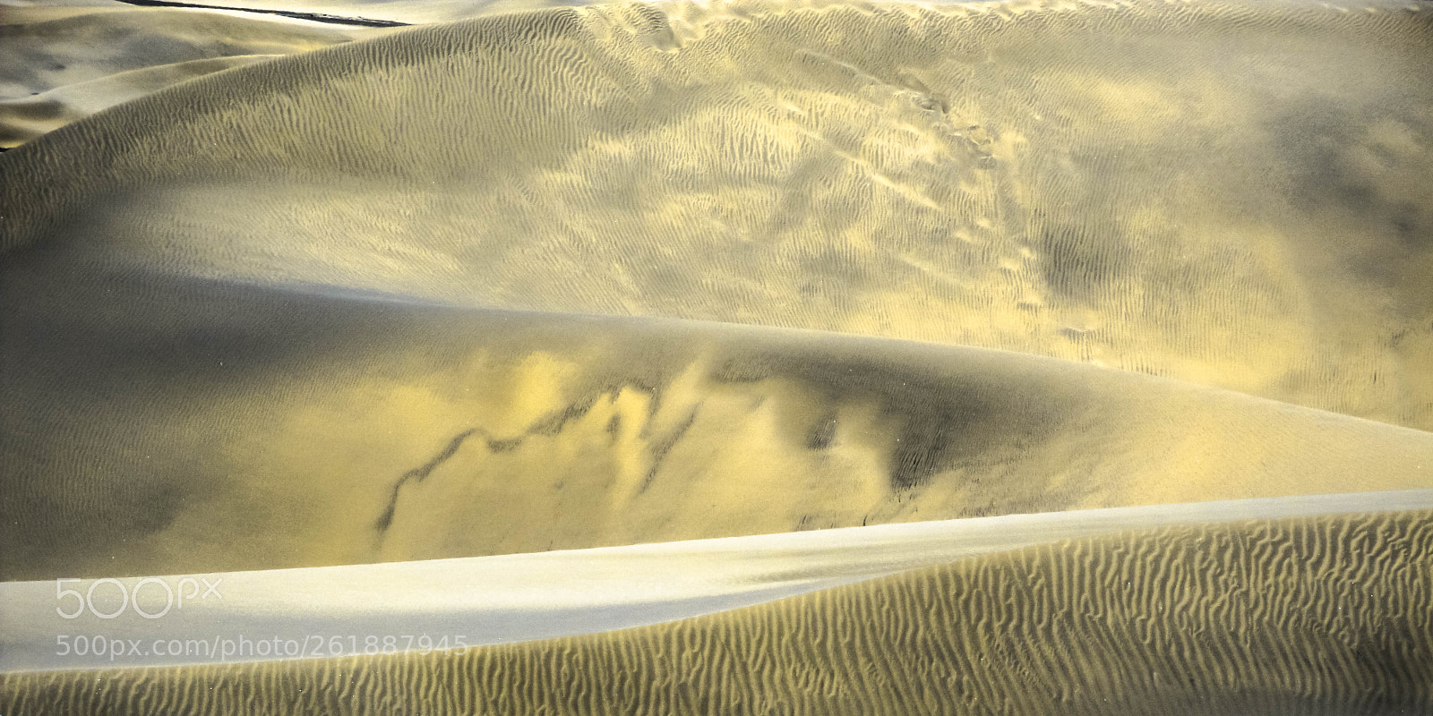 SAND dunes scars&scratches