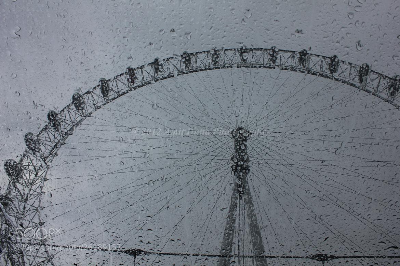 Photograph Wet eye London eye by Amit Dutta on 500px