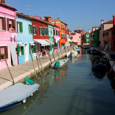 Burano, Canon EOS 450D, Canon EF-S 17-55mm f/2.8 IS USM