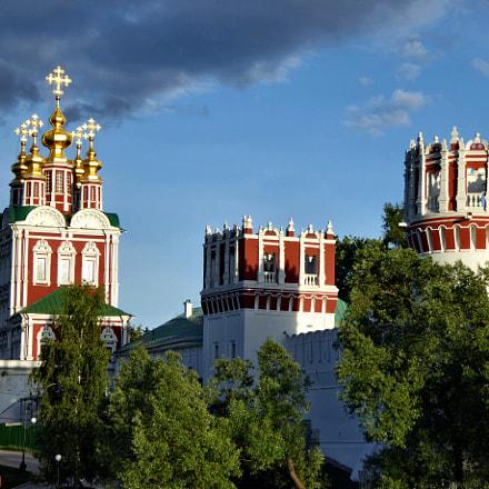 Towers of the Novodevichy, Panasonic DMC-TZ60