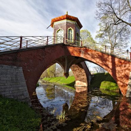 Krestoviy bridge, Canon EOS 650D, Canon EF-S 10-18mm f/4.5-5.6 IS STM