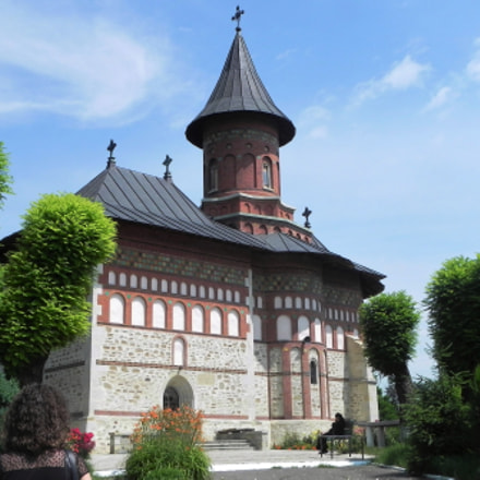 Saint Nicholas Princely Church, Nikon COOLPIX P100