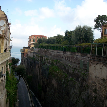 Sorento , Italy, Nikon COOLPIX L11