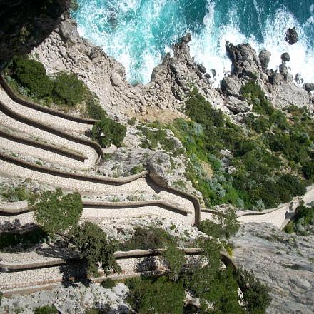 Capri , Italy, Nikon COOLPIX L11