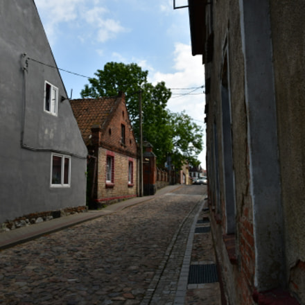 The streets of Puck, Nikon D500