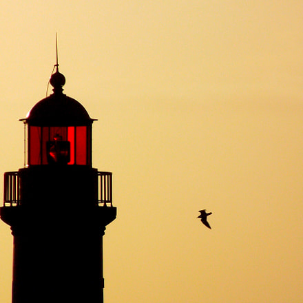 The lighthouse, Fujifilm FinePix S2500HD