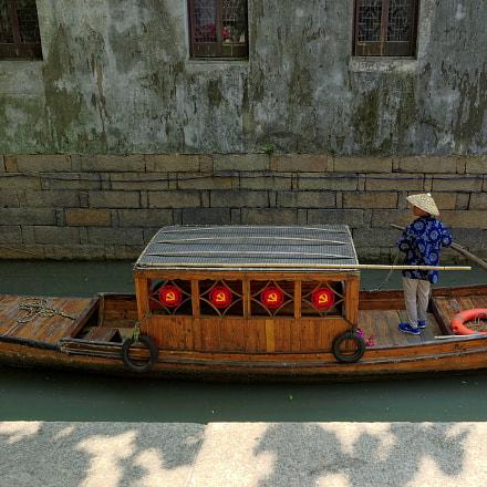Canal Cruise, Pentax K200D, Tamron AF 17-50mm F2.8 XR Di-II LD (Model A16)