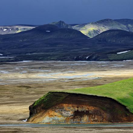Landmanalaugar Island, Canon EOS 50D, Canon EF 70-300mm f/4-5.6 IS USM
