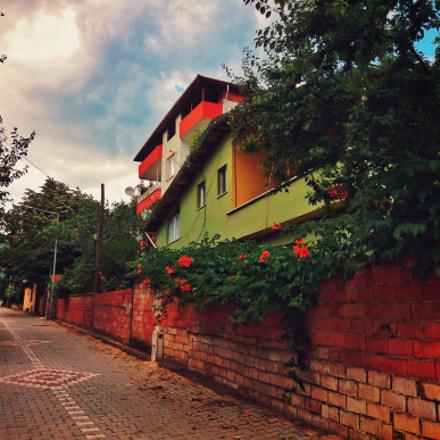 Amasya street, Samsung Galaxy J5