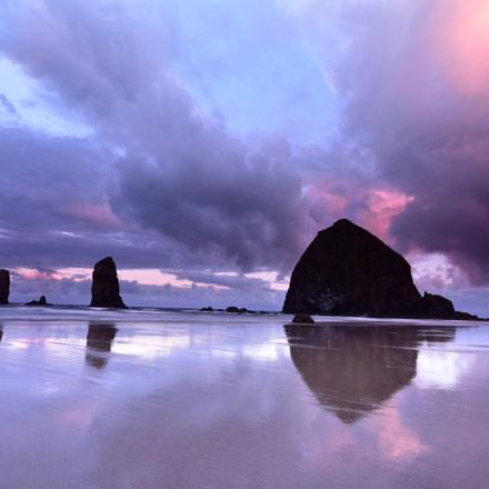 Sunrise After Storm, Nikon D810, AF-S Zoom-Nikkor 14-24mm f/2.8G ED