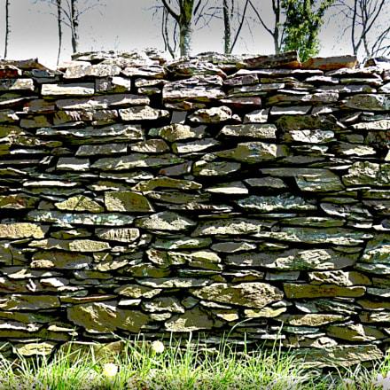 stone wall, Panasonic DMC-TZ70