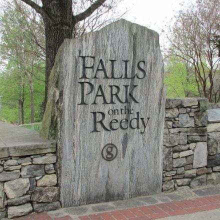 Falls Park, Canon POWERSHOT ELPH 170 IS