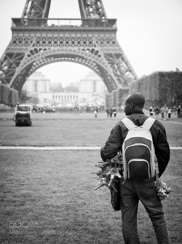 Photograph Tour Eiffel by Qizheng Yin on 500px
