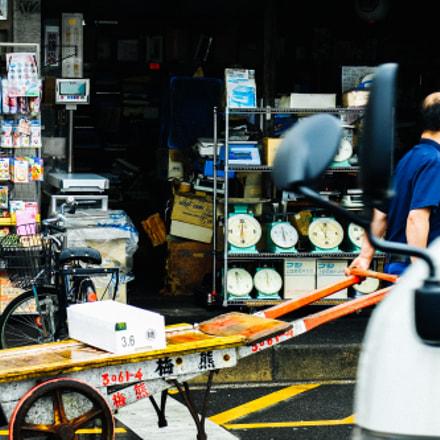 Tsukiji, Fujifilm X20