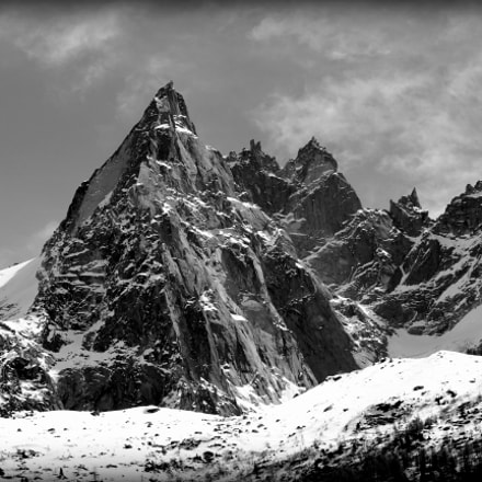 Mountains of chamonix, Canon EOS 7D, Canon EF 70-200mm f/4L