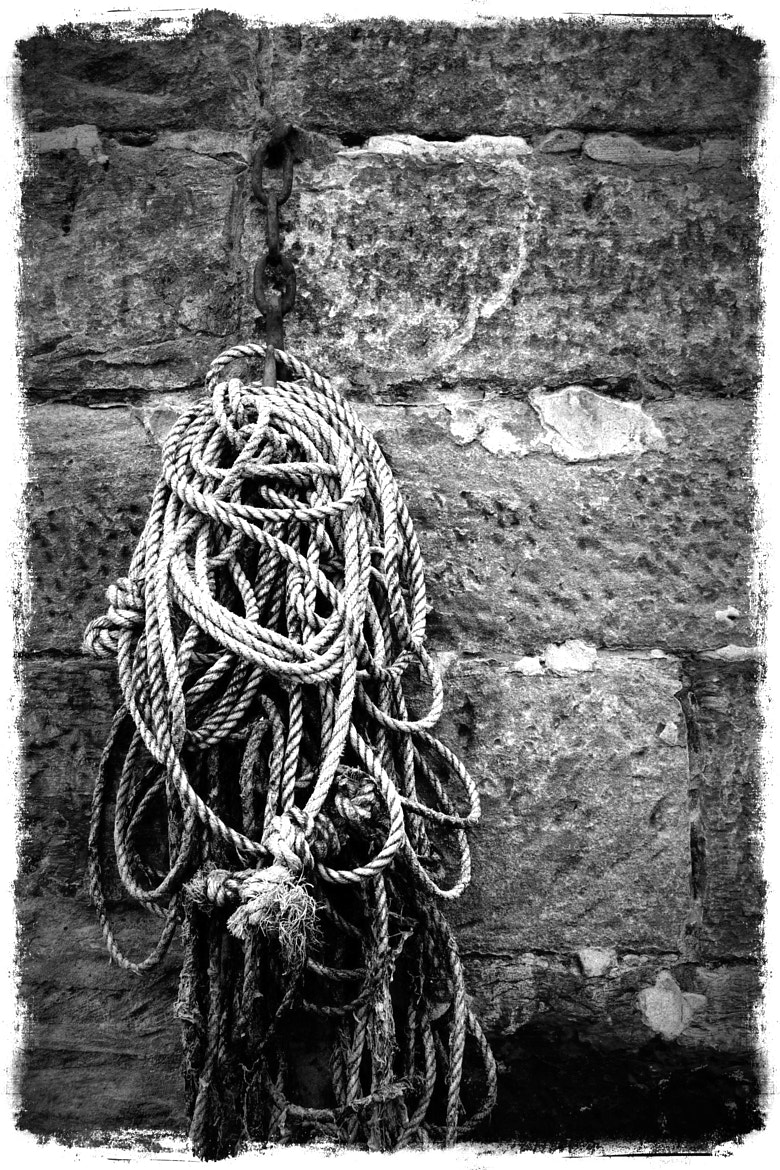 Photograph Rope by ian m on 500px