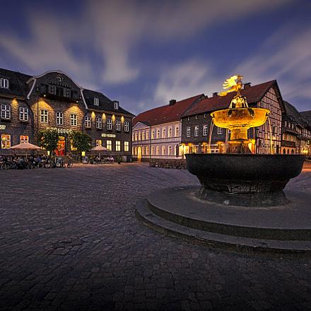 Goslar Marktplatz, Canon EOS 5D MARK III