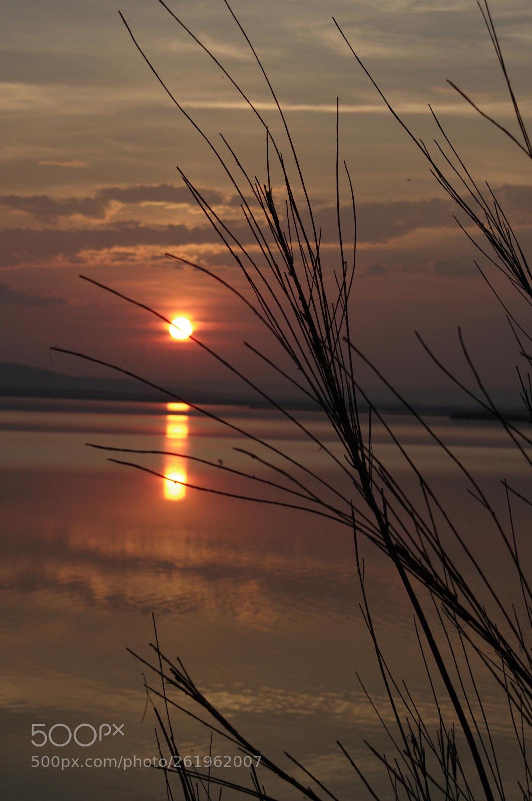 Sunset-1, Pentax K-R, smc PENTAX-F 35-70mm F3.5-4.5