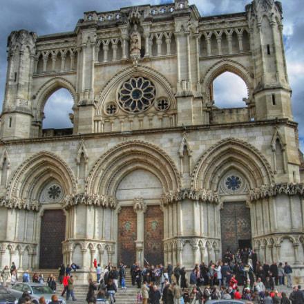 Catedral Cuenca, Sony DSC-N1