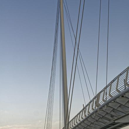 La Spezia Bridge, Nikon D5000, AF-S DX Nikkor 35mm f/1.8G