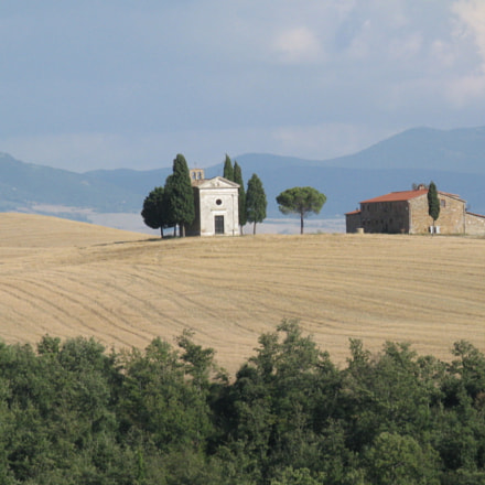 Tuscany, Canon POWERSHOT A720 IS