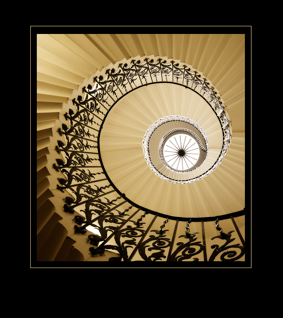 Photograph Spiral Stairs by Gary Howells on 500px