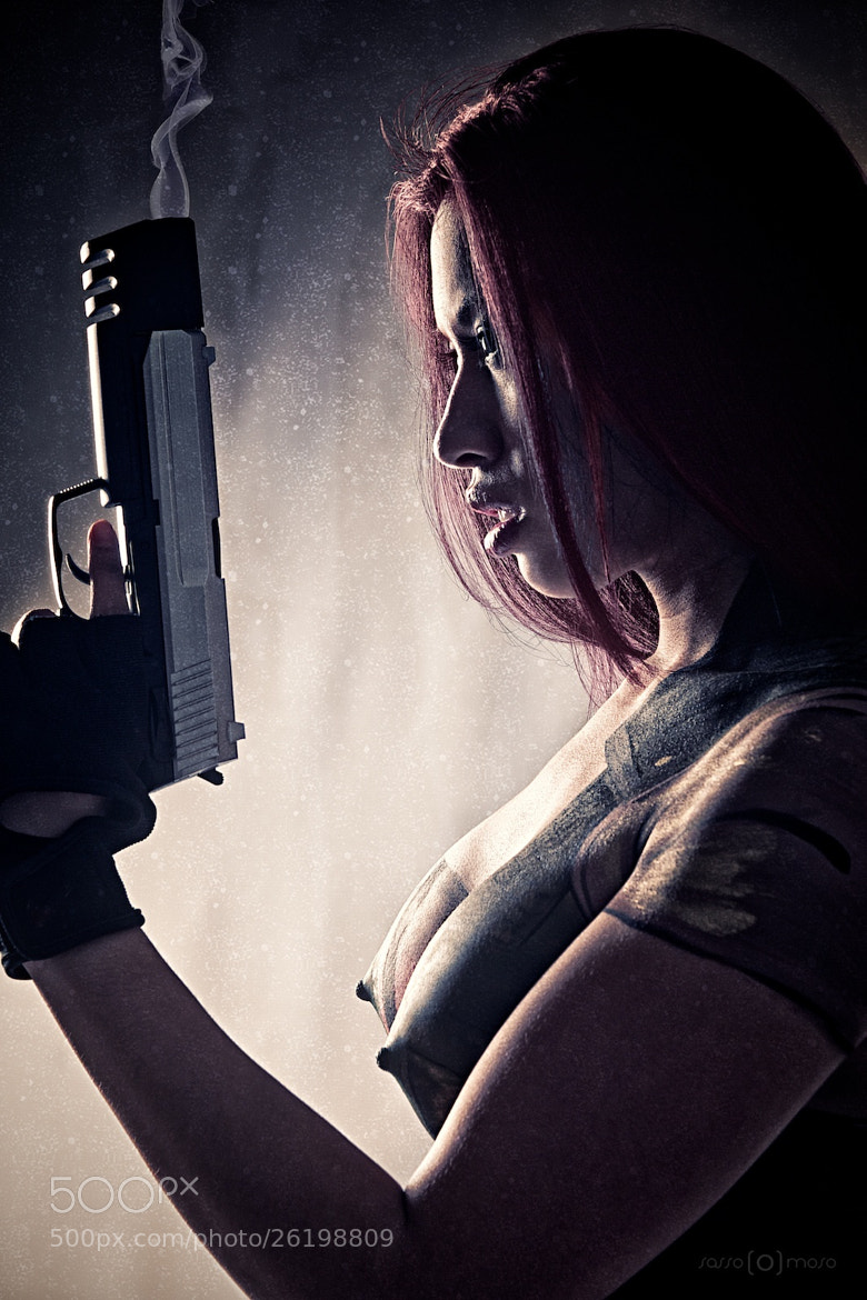 Photograph Lilith of Borderlands by SassoMoso Photography on 500px