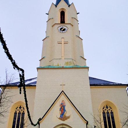 Maria Himmelfahrt Partenkirchens, Sony DSC-W290