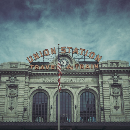 Union Station Denver, Canon EOS 5D MARK III, Canon EF 24-105mm f/4L IS