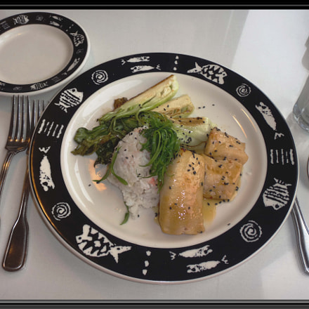 Dinner is Served, Sony DSC-TX30