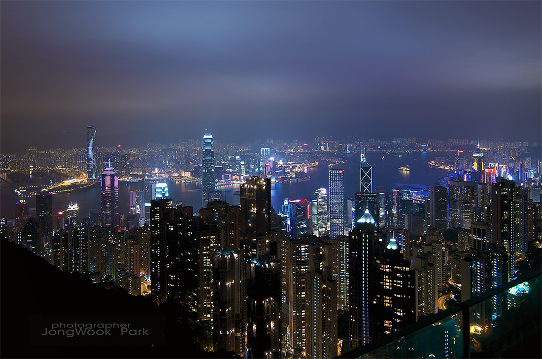 Photograph Victoria Peak in HK by Joshua Park on 500px