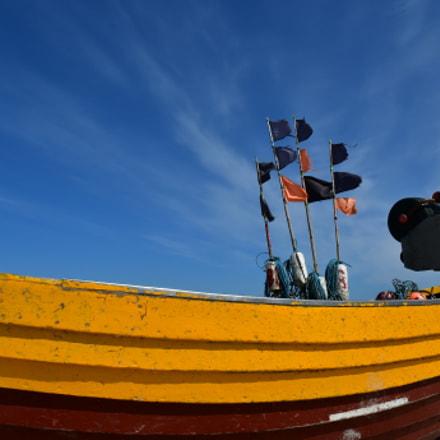 A great fishing boat, Nikon D500