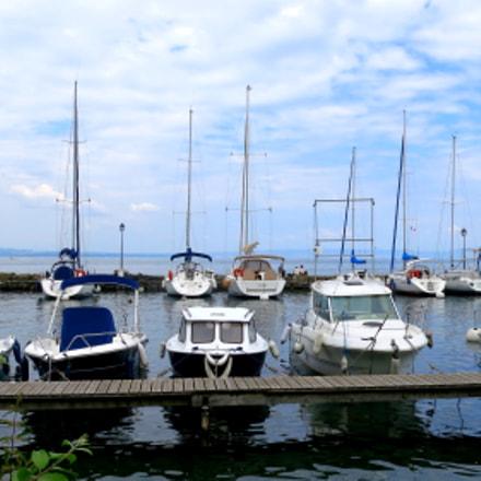 Boats, Canon POWERSHOT S100