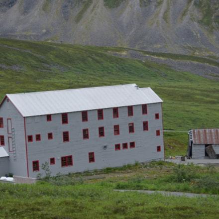 Independence Mine Alaska, USA, Nikon D5300, AF-S DX VR Nikkor 55-300mm f/4.5-5.6G ED