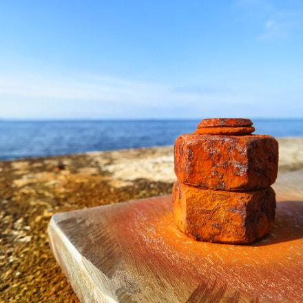 Rusty Items., Canon POWERSHOT SX720 HS