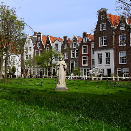 The Begijnhof of Amsterdam, Canon EOS 6D, Canon EF 24-70mm f/4L IS USM