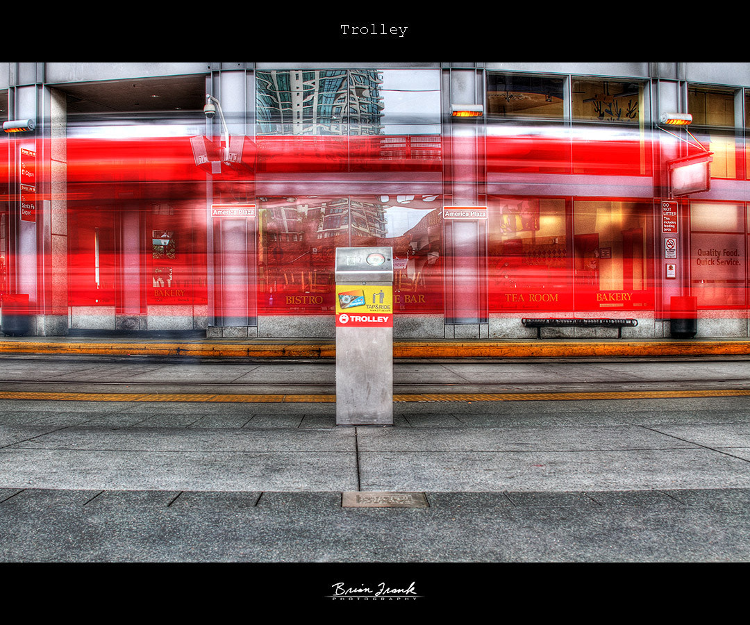 Photograph Trolley by Brian Frank Snapshots and HDR on 500px