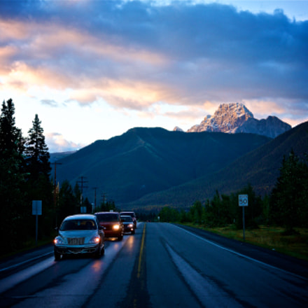 Canmore, Sony DSC-R1