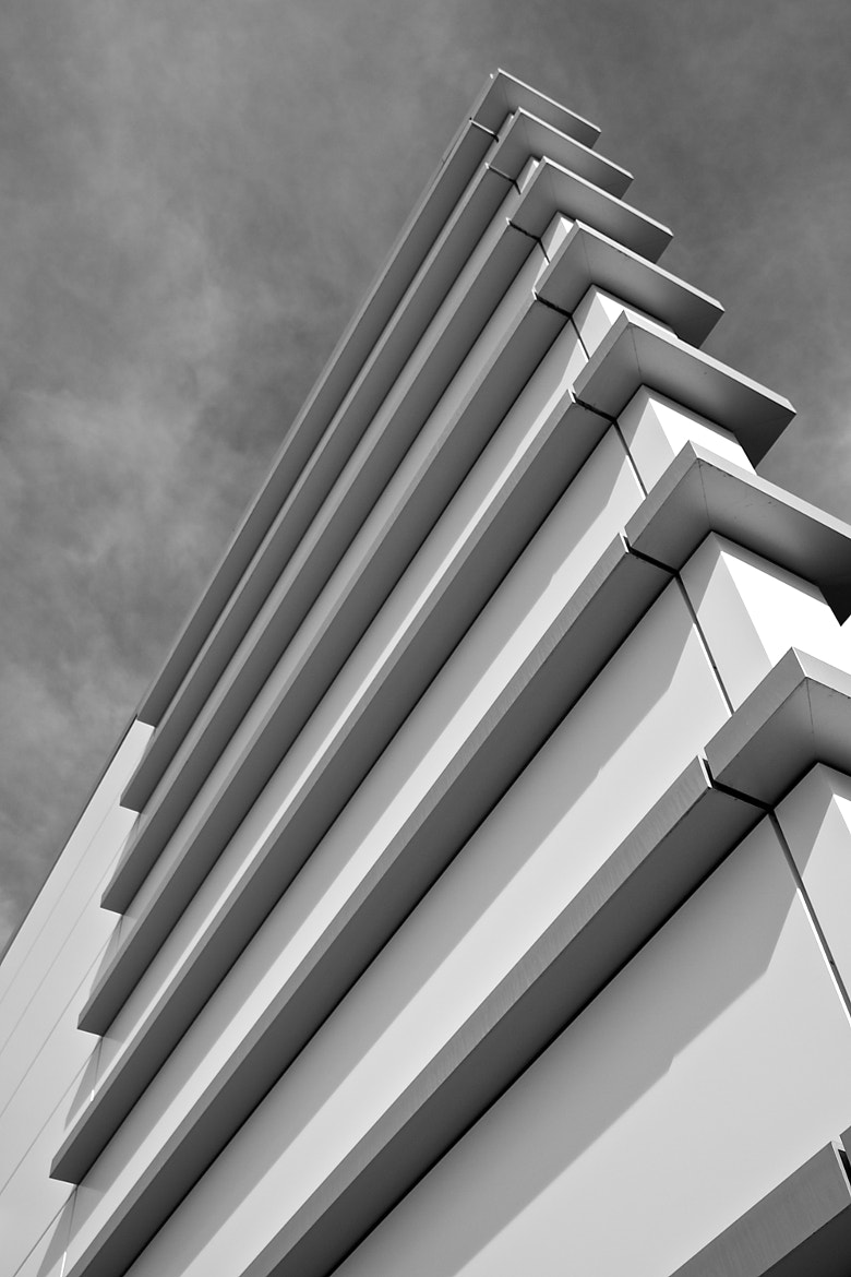 Photograph deco lines  by Ron Quick on 500px