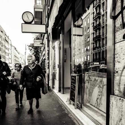 Milano - Corso di, Fujifilm X70
