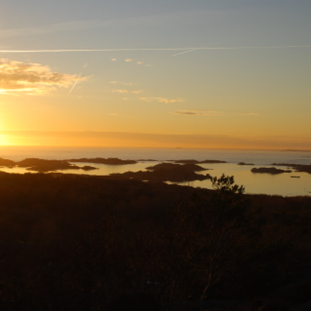 Sunset on the wild, Nikon D80, Tamron AF 18-200mm f/3.5-6.3 XR Di II LD Aspherical (IF) Macro (A14)