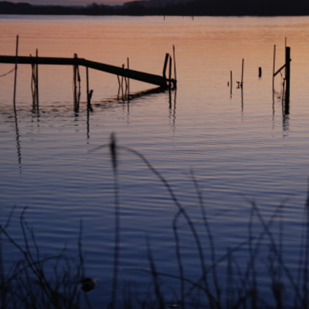 Soft colours of sunset, Nikon D80, Tamron AF 18-200mm f/3.5-6.3 XR Di II LD Aspherical (IF) Macro (A14)