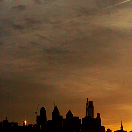 skyline, Canon EOS DIGITAL REBEL XTI, Canon EF-S 18-55mm f/3.5-5.6 [II]